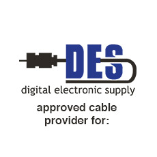DES Approved Cable Provider for the following companies