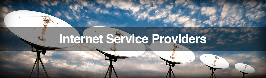 Satellite Array Image - Internet Service Providers